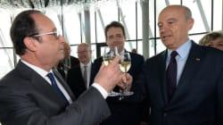 Alain Juppé n'a pas pu s'empêcher de nous resservir sa blague