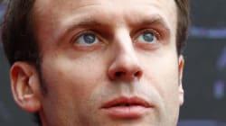 Macron et les habits du