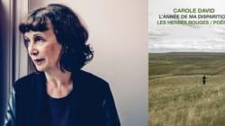 Carole David est la lauréate 2016 du Prix de poésie des libraires du