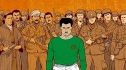 «Un maillot pour l'Algérie»: les liberos de la