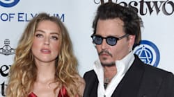 Amber Heard Gives Statement To Police On Johnny Depp