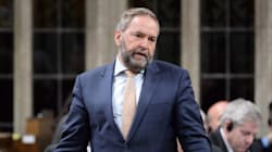 NDP Accuses Grits Of 'Petty, Mean-Spirited'