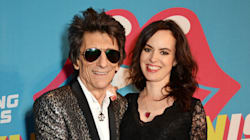 Ronnie Wood's Twins Arrive Days Before His 69th