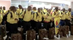 300 pompiers africains en renfort à Fort