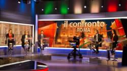 Confronto Sky sindaco di Roma, Maurizio Costanzo: