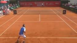 Ce joueur de tennis a osé se moquer des cris de son adversaire (et ça n'a pas plu à