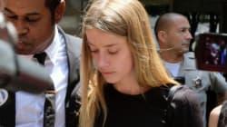 Amber Heard dépose une main courante pour les violences qu'elle dit avoir subies de Johnny