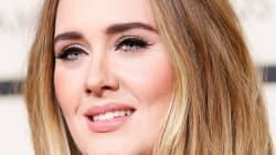 Adele sans maquillage sur
