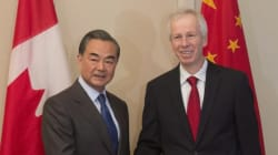 China's Foreign Minister Scolds Canadian