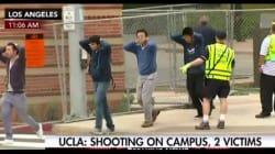 L'intervention de la police sur le campus en