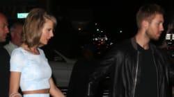 Entre Taylor Swift et Calvin Harris, c'est