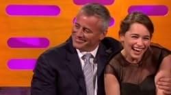 Emilia Clarke est fan de Joey de