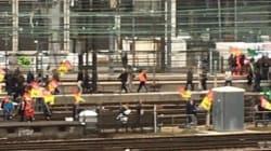 Loi Travail: coupure d'électricité géante à Saint-Nazaire et Gare de Lyon