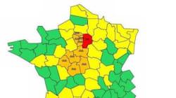 La Seine-et-Marne en alerte rouge