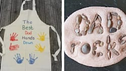 15 Father's Day Crafts To Show Dad All The