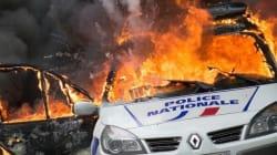 Voiture de police brûlée: un 6e homme mis en examen pour tentative de