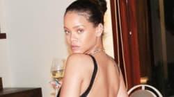 Rihanna Goes On Vacation, Blesses Us With Bikini