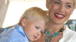 Sharon Stone fière de son fils de 16