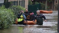 Les inondations ont fait au moins 4 morts et 24