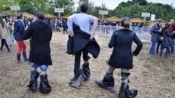 Mieux valait ne pas oublier ses bottes au festival We Love