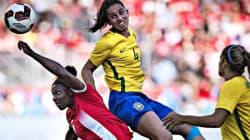Soccer féminin: le Canada s'incline devant le