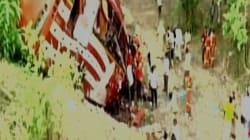 17 Killed, 40 Injured As Luxury Bus Crashes Into Two Cars On Mumbai-Pune