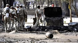 50 BJP Workers Booked For Holding Unlawful Protest Against Violence In