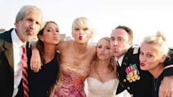 Maintenant célibataire, Taylor Swift s'incruste au mariage de deux de ses