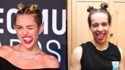 Un Québécois reproduit des coiffures iconiques pour la bonne