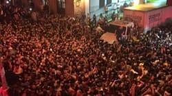 Kanye West crée le chaos à New York