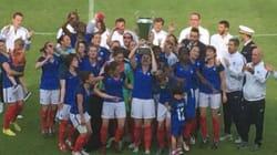 Avant l'Euro, les Bleues remportent la Coupe du monde...