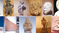 US Returns Precious Indian Artefacts To PM