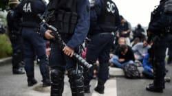 Les violences policières pendant les manifestations?