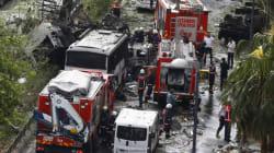 Au moins 11 morts dans un attentat visant la police à Istanbul