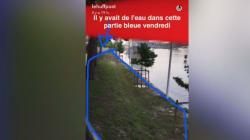 Inondations à Paris: la décrue sur notre