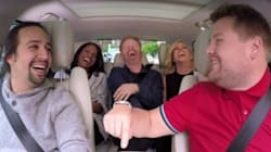 This Edition Of Carpool Karaoke Is A Theatre Geek's
