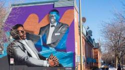 La minute positive: Des murales ancrées pour rapprocher les gens
