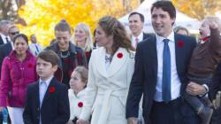 Une des nounous de la famille Trudeau ne sera plus payée par