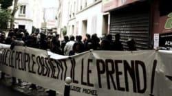 Des intermittents bloquent le domicile de El Khomri et elle leur