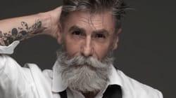 À 60 ans, ce Français est devenu mannequin et un phénomène aux États-Unis sans le