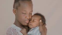 5 photos saisissantes illustrent la difficulté d'être maman trop