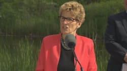 L'Ontario dévoile son plan contre les changements