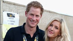 Prince Harry Spotted Getting Cozy With Singer Ellie