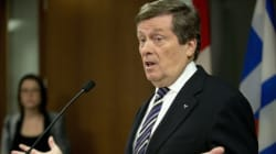 Toronto Mayor Calls On Ottawa For Help As Gun Violence