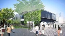 JR原宿駅を建て替え、東京オリンピックの2020年までに