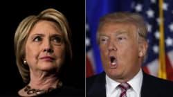 Les questions-pièges du premier débat pour Clinton et