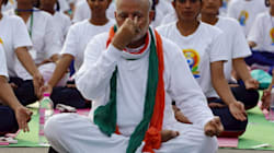 India Has Not Claimed Intellectual Property Rights On Yoga, Modi Tells US