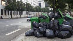 À la veille de l'Euro, les rues de Paris croulent sous les
