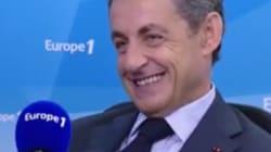 Le clin d'oeil de la météo d'Europe 1 à Carla Bruni a détendu Nicolas