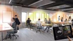Ce bureau permettra à chacun d'être dans sa bulle et de choisir sa